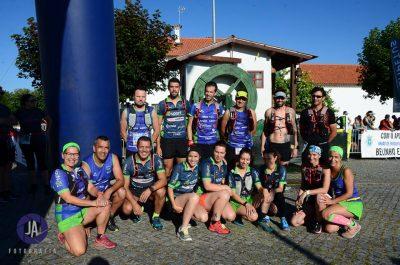 Trinta atletas do Olímpico Vianense participam em Trail das Azenhas 4.0