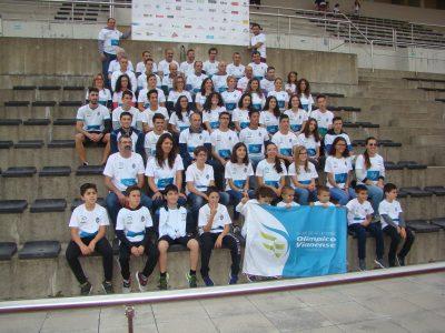 25º aniversário marca a época 2018/2019 no Olímpico Vianense