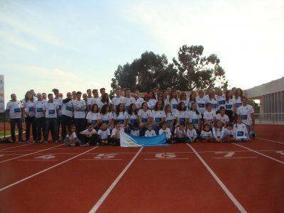 Clube de Atletismo Olímpico Vianense promove corrida e caminhada solidária de natal