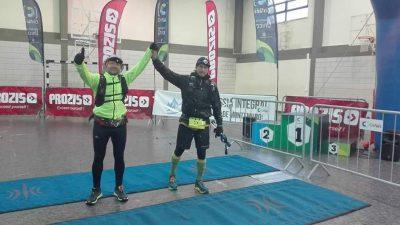 Três atletas do CAOV conquistam 2º lugar por equipas na Travessia Integral Serra de Montemuro
