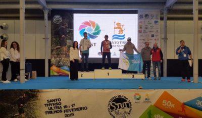 Paulo Domingues conquista terceiro lugar na Santo Thyrso Ultra Trilhos 2019