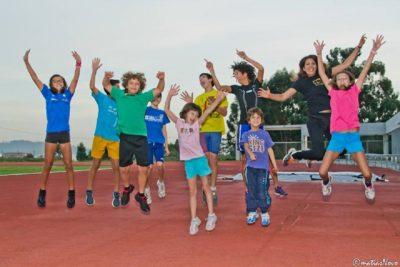 Olímpico Vianense promove Kid's Trail em Viana