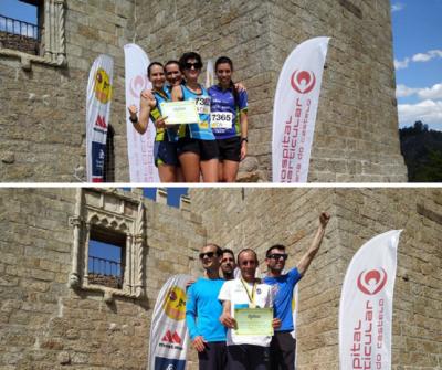 Olímpico Vianense conquista cinco títulos no Campeonato Regional de Corta-Mato