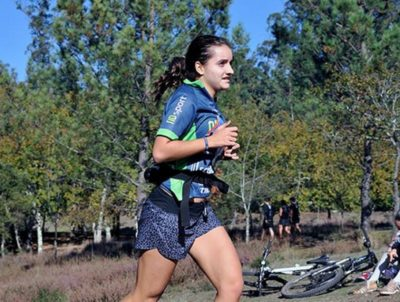 Rita Domingues conquista 1º lugar no Trail de Esposende