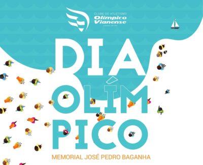 Olímpico Vianense promove Dia Olímpico com memorial do sócio Zé Pedro Baganha