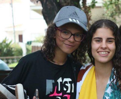 Sofia Queirós e Marta Lisboeta sagram-se campeãs nacionais escolares