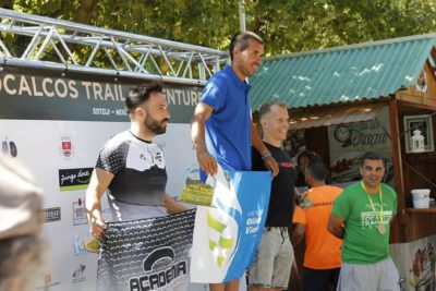 Rafael Adriano vence prova do Socalcos Trail Adventure 2019
