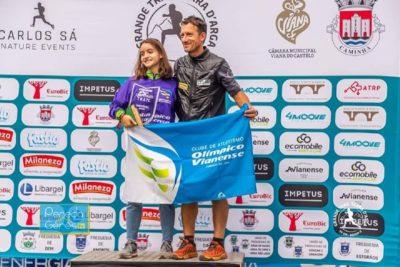 Rita Domingues vence prova de 13km no Trail Terras do Lidador