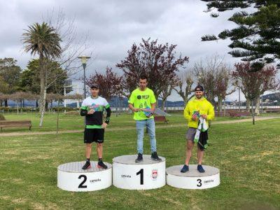 Rafael Adriano conquistou 2º lugar no Trail Misto de Caminha
