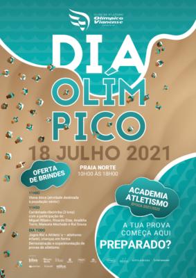 Dia Olímpico 2021