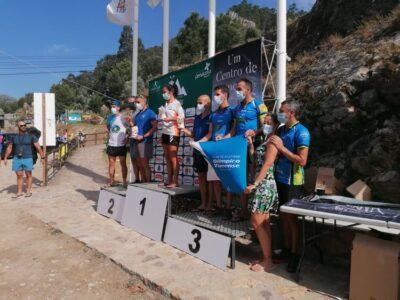 Olímpico Vianense conquista 1º lugar em equipas no Penacova Trail